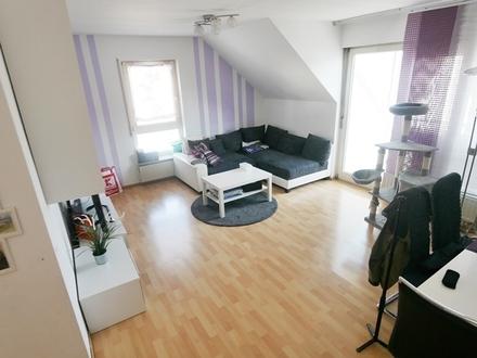 Maisonette-Wohnung im Zentrum
