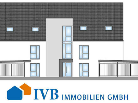 Acht hochwertige Neubau-Eigentumswohnungen mit Fahrstuhl in zentraler Lage von Halle/Westf.!