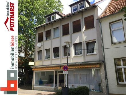 Dachgeschoss-Wohnung in der Herforder Innenstadt!