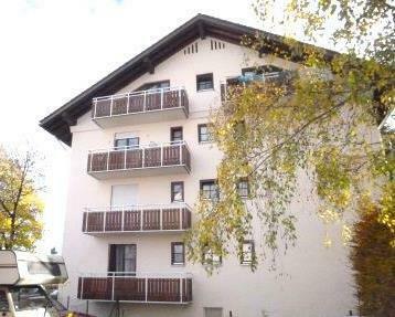 Ruhiges 1-Zimmer-Appartement in Zentrumsnähe von Immenstadt