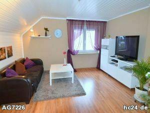 Schön möblierte 1-Zimmer Wohnung in ruhiger Lage in Fürth bei Nürnberg