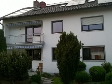 3,5 ZKB 95 m² 03.19 460,- zzgl. Aislingen, Stpl., Blk., Gartenanteil, Solarheizung...