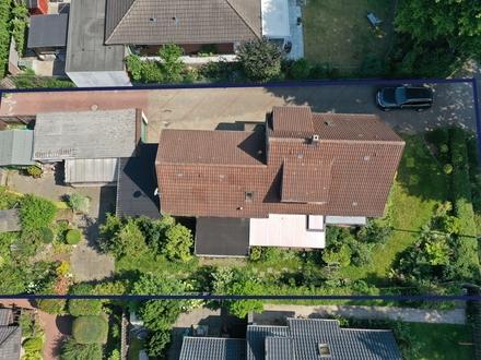 Oldenburg-Bürgerfelde: Schönes, zentral gelegenes Grundstück mit Potenzial, Obj. 5288