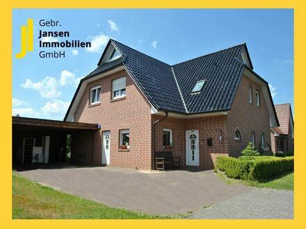 Großzügiges Einfamilienhaus in zentrumsnaher Siedlungslage von Haren (Ems)