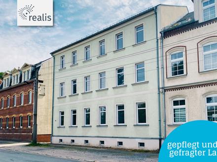+++NEU+++ GROßES Potenzial: leergezogenes, gepflegtes Mehrfamilienhaus mit eigenem Waldgrundstück