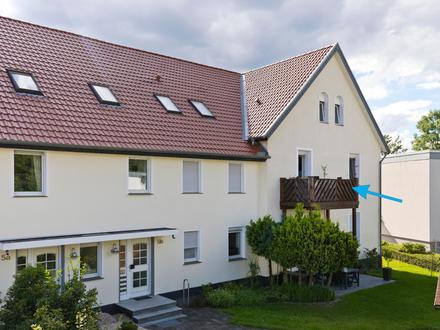 Ein schönes Invest! 3-Zi.-Wohnung mit Balkon & Stellplatz