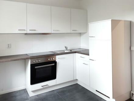 Großzügiges Appartement mit Einbauküche und Balkon!
