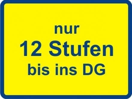 """Neubau DG-ETW ! Nur """"12 Stufen"""" bis ins DG! Nur 4 WE ! ab € 411.-/mtl.*/ Keine Käuferprovision!"""