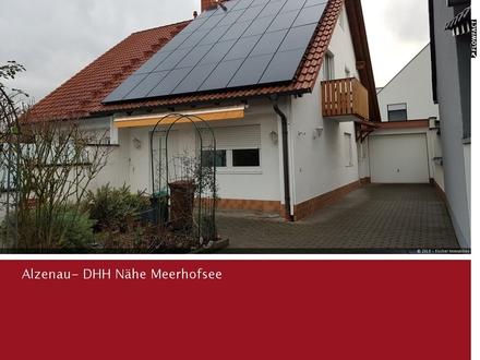Doppelhaushälfte in Randlage-Alzenau-Stadt