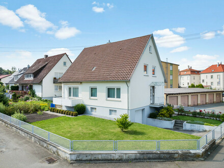 Platz für die ganze Familie ! Sofort beziehbares Einfamilienhaus in Riedlingen