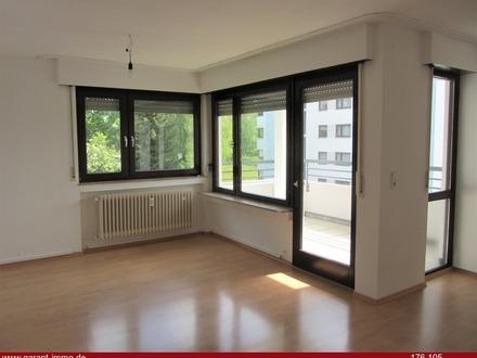 **Gepflegte Wohnung mit Balkon und Garage in toller Lage**