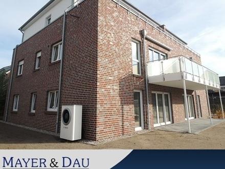 Varel: Erstbezug! Besondere Erdgeschosswohnung mit Terrassenbereich, Obj. 4498
