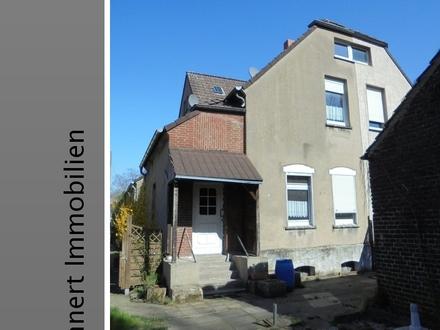 Für den Handwerker..! Freigezogenes Zechenhausviertel in Gelsenkirchen