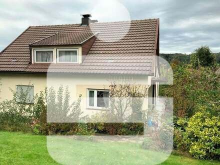 Tolles Grundstück in zentraler Wohnlage Vilshofens mit Altbestand