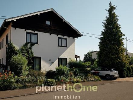 Ausbaufähiges EFH nahe Attersee mit Naturgarten