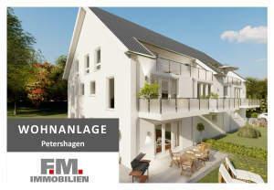 Weitere F.M. Wohnanlage in Petershagen-City - Neubau KfW 55