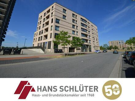 Kapitalanlage! - Moderne Eigentumswohnung direkt an der Weser