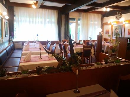 Restaurant mit Wohnung in bester Lage