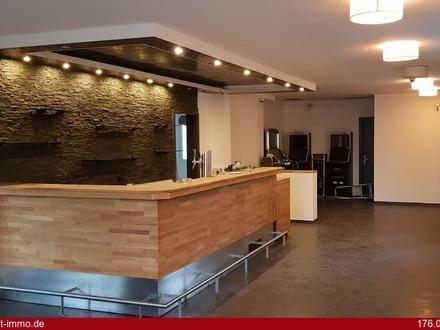 ** Moderne Gaststätte in gefragter Lage von Feuerbach **