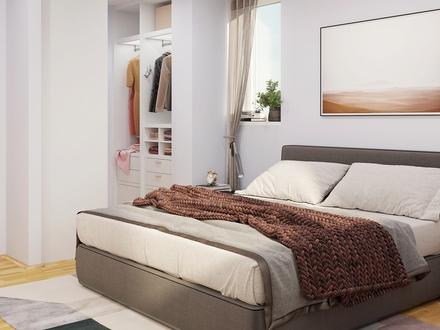 2-Zimmer-Wohnung mit traumhafter Terrasse mit KfW 40+