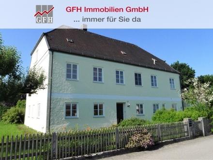 BIETERVERFAHREN, Ablöse für ehemaliges Pfarrhaus, Grundstück im Erbbaurecht/Erbbauzins zu vergeben!