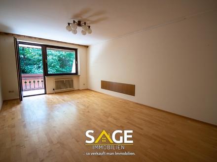 1-Zimmerwohnung in zentraler Lage von Schüttdorf!