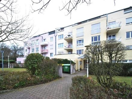 Frankfurt-Niederrad: Gemütliche 4-Zimmer-Maisonette Wohnung mit großem Balkon!