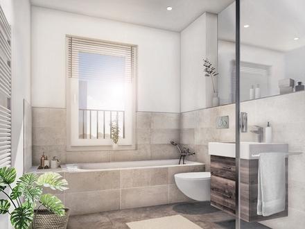 3-Zimmer-Wohnung mit stilvoller Ausstattung