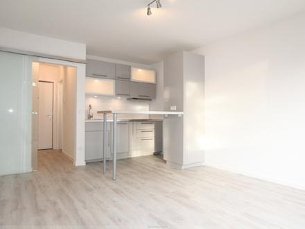 Ruhige Lage im Rückgebäude: Neu renoviertes Appartement in Berg am Laim bei U- und S-Bahn