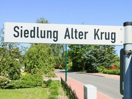 Verwirklichen Sie Ihren Traum vom eigenen Haus auf diesem Grundstück im Zentralort Böklund.