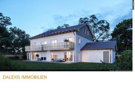 Moderne Neubau-Doppelhaushälfte in Straßlach/Hailafing