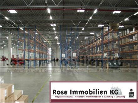 ROSE IMMOBILIEN KG: Innovative Lagerflächen mit guter Verkehrsanbindung, hochregalfähig