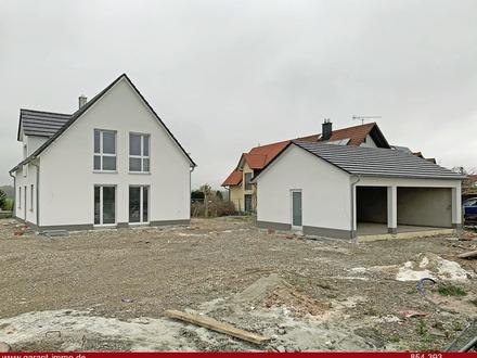Seltene Gelegenheit! Neubau! Freistehendes Einfamilienhaus - bezugsfertig im Mai 2020!
