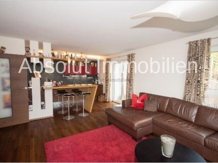 Sehr schöne Wohnung mit hervorragenden Seeblick, ca. 80,95 m², 2 SZ, 2 Terrassen, 2 Stellplätze