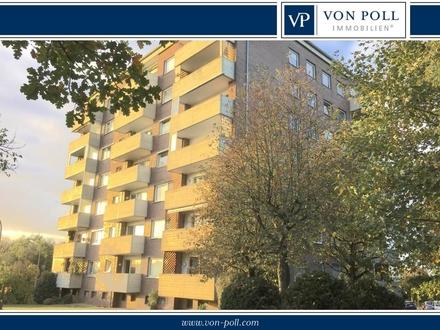 Eigentumswohnung (3 Zimmer) in ruhiger Lage von Hellern