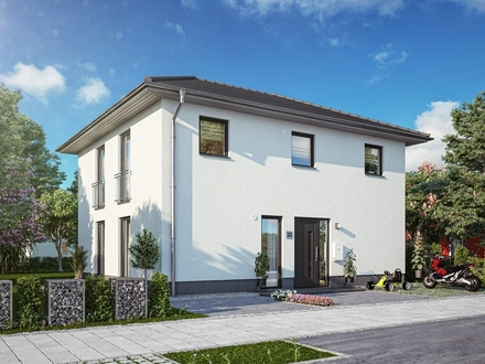 Ruhiges Grundstück 500m² in Schlangen Neubauplanung mit Town & Country