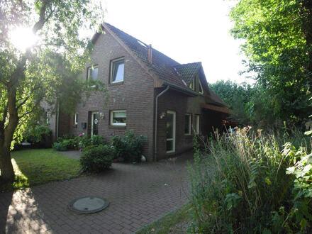 Gemütliche Doppelhaushälfte in Jever-Rahrdum