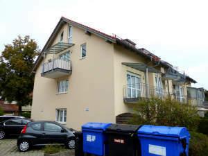 3 Zimmer ETW über zwei Ebenen, Top-Wohnung