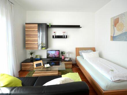 Möbliertes, vollausgestattetes, ruhiges Apartment in Aschaffenburg