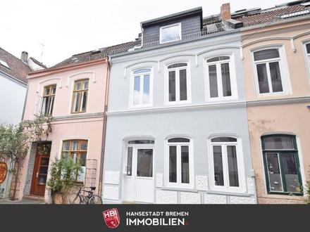 Ostertor / Altbremer Stadthaus im beliebten Viertel