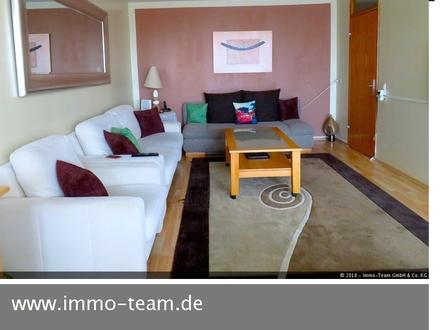 MODERNE 4,5 Zimmer-Wohnung +++BALKON+++EBK+++