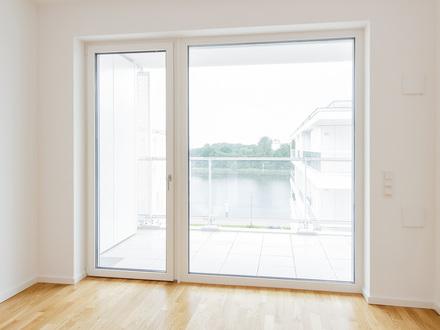 2-Zimmer Wohnung mit direktem Weserblick!