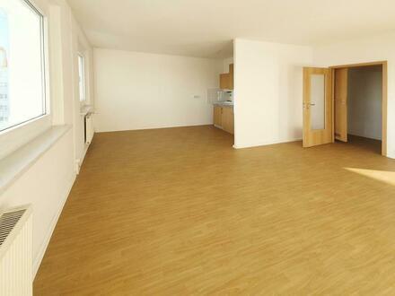 1 Zimmer mit Einbauküche