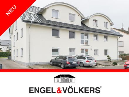 Moderne Eigentumswohnung mit Südbalkon