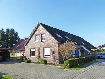 Teilrenoviertes Landhaus mit schönem Grundstück in Großefehn, OT Spetzerfehn