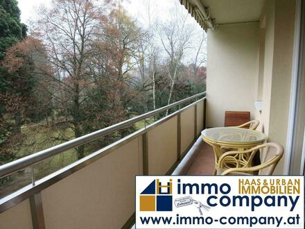 1-Zimmer Wohnung mit Loggia / Lift / Kellerabteil / Heizungsakkonto