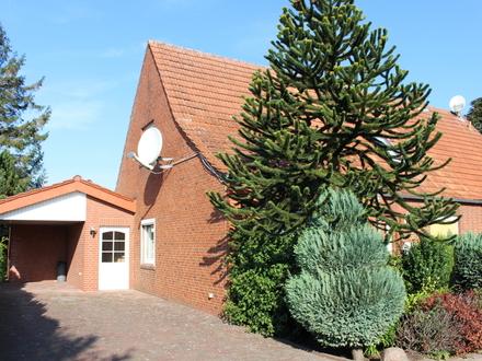 Renovierungsbedürftige Doppelhaushälfte mit Carport in Haren - Wesuwe !