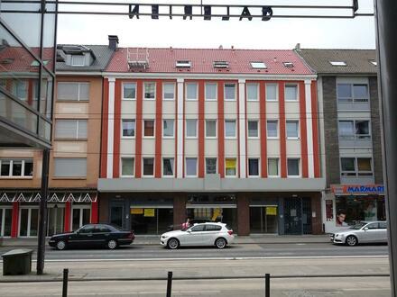 Toplage in Solingen - City: Gastrofläche zu vermieten, auch teilbar ab 250 m², Tel.: 0212/44051