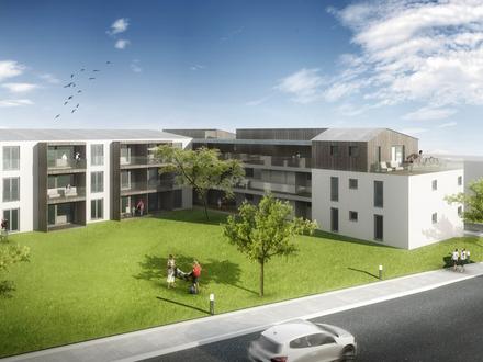 2-Zimmer-Neubauwohnung zur Kapitalanlage oder Eigennutzung in zentraler Lage - Aufzug vorhanden