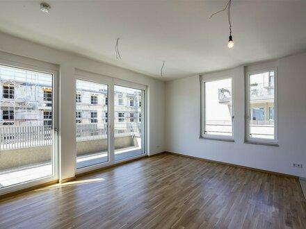Helle 3-Zimmer-Wohnungmit Loggia und Wannenbad